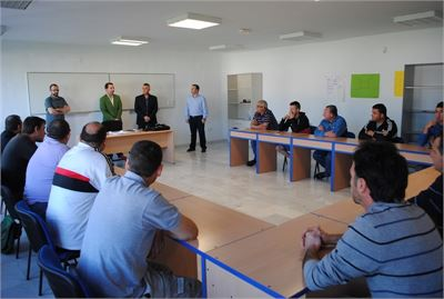 Maracena, Fuente Vaqueros, Láchar y Calicasas inician los cursos para desempleados puestos en marcha por el Consorcio Vega-Sierra Elvira