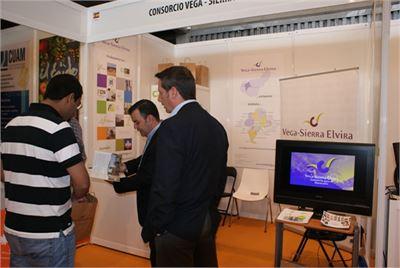 El Consorcio Vega-Sierra Elvira se proyecta en el espacio iberoamericano a través de 'Expolocal'