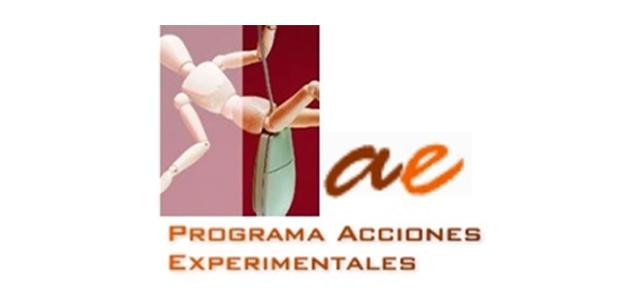 programa acciones experimentales