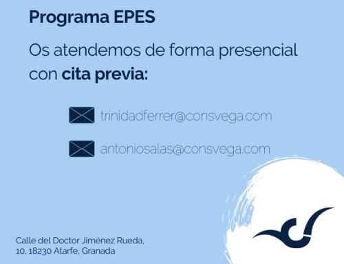 El programa EPES vuelve a atender de manera presencial