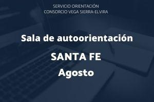 Sala de autoorientación Santa Fe