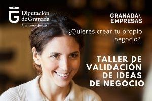 Taller para emprendedores en Granada