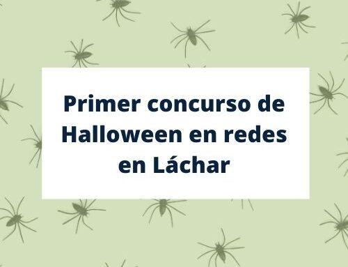 Primer concurso de Halloween en redes, en el municipio de Láchar