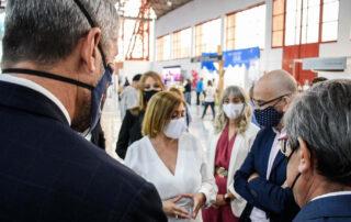visita stad consorcio en la feria de los pueblos de andalucía 2020