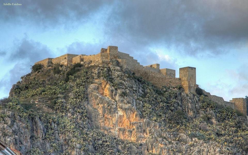 castillo de íllora, granada