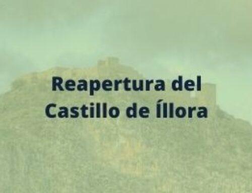 Reapertura del Castillo de Íllora