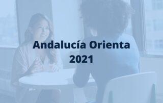 Andalucía Orienta 2021