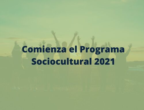 Comienza el Programa Sociocultural 2021