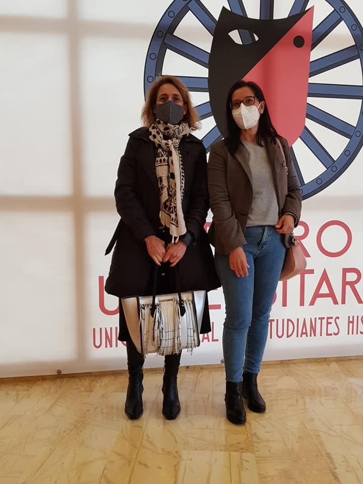 Cortometraje de Fuente Vaqueros 8 de marzo