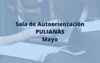 orientación laboral Pulianas mayo