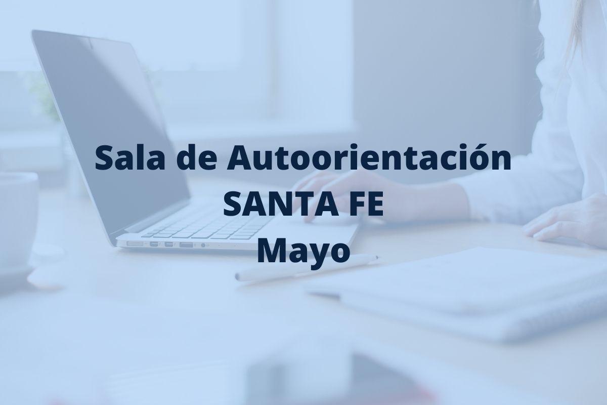autoorientación en Santa Fe