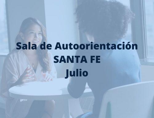 Orientación laboral en Santa Fe