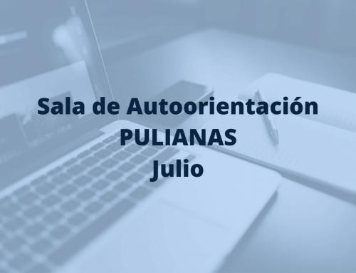 Orientación laboral en Pulianas durante julio