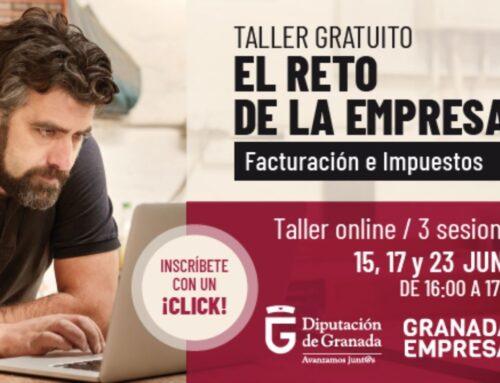 """Taller """"El reto de la empresa: Facturación e impuestos"""""""