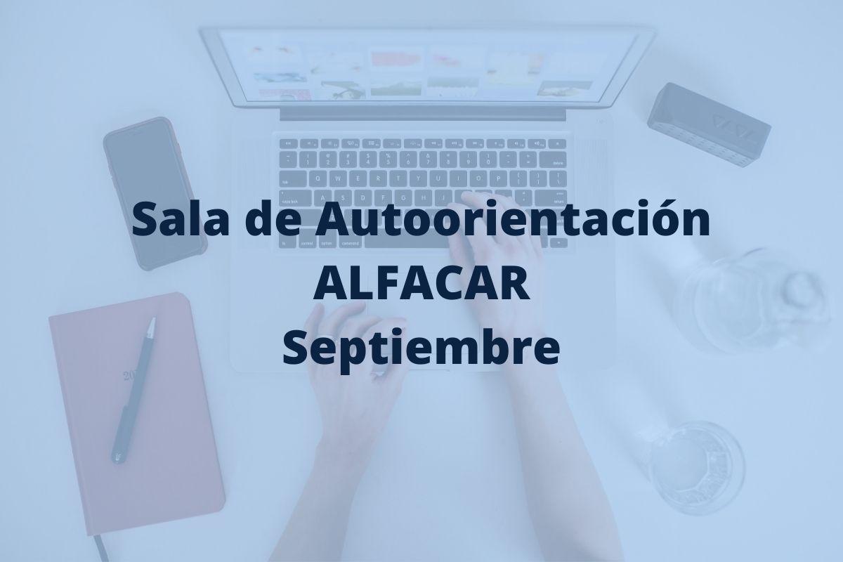 talleres sala autoorientación Alfacar